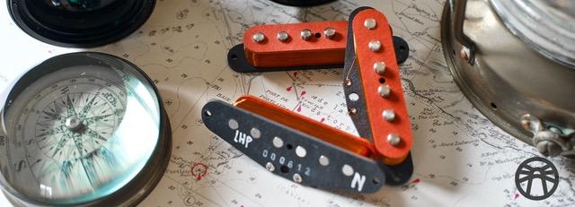 Micros pour guitares et basses